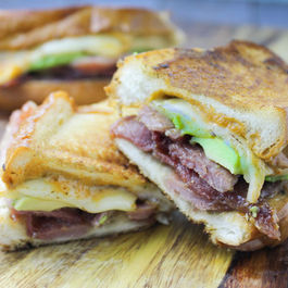 Country Ham Melt