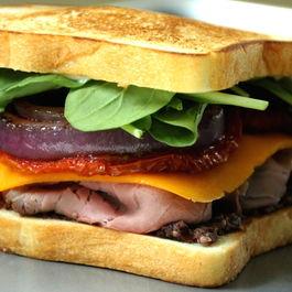 Umami Roast Beef Sandwich