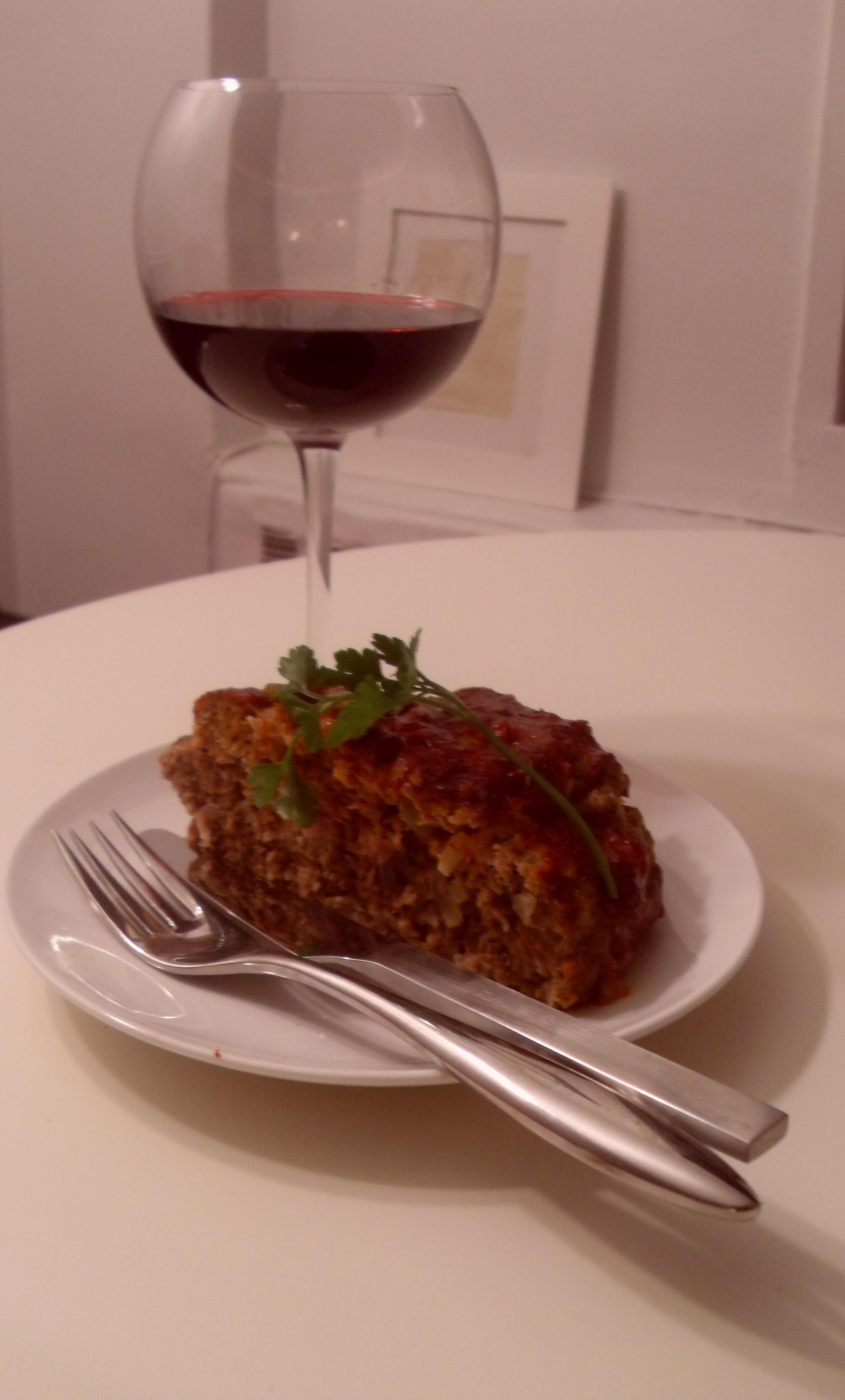 oscar night  meatloaf