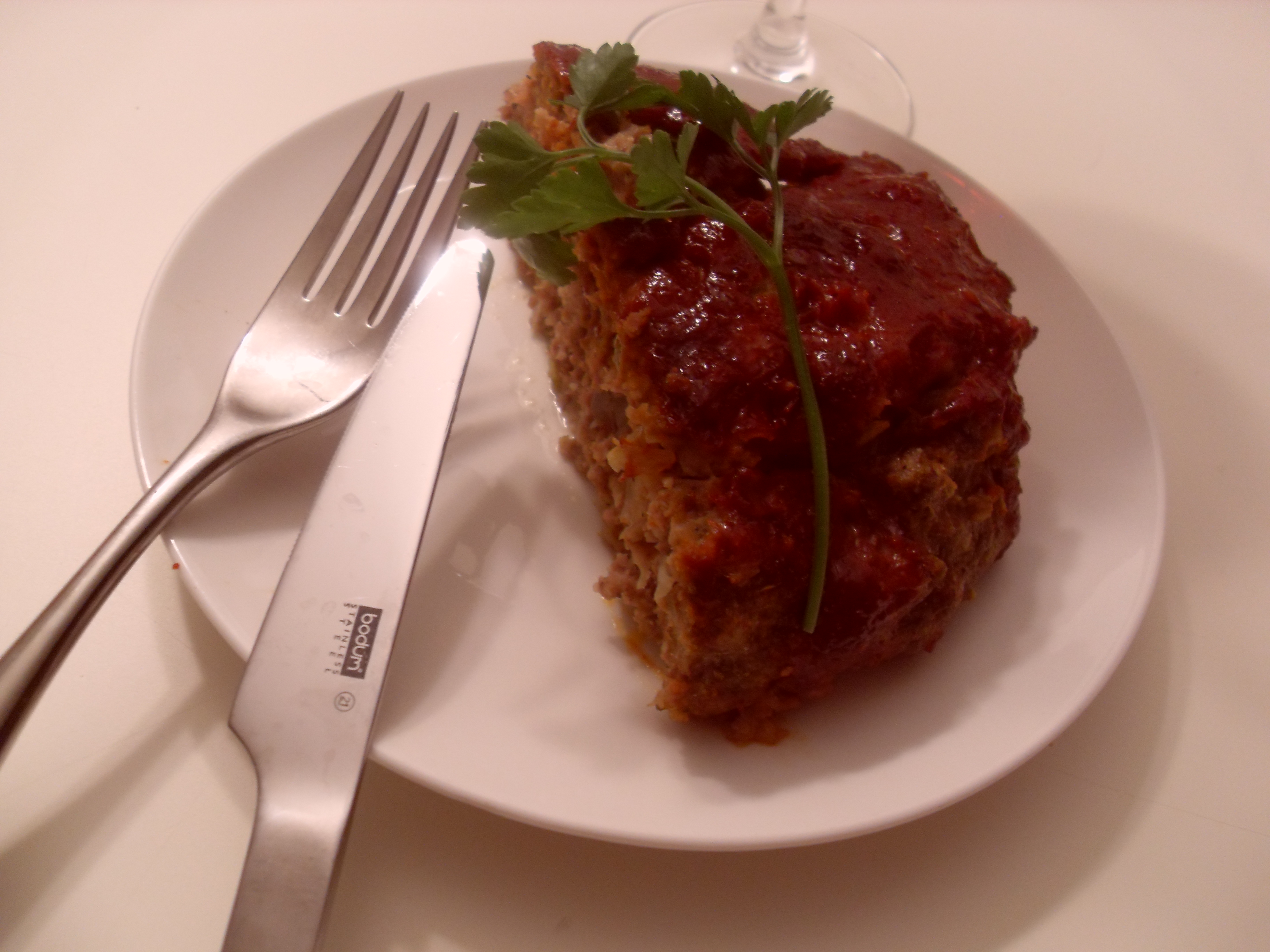 oscar night  meatloaf