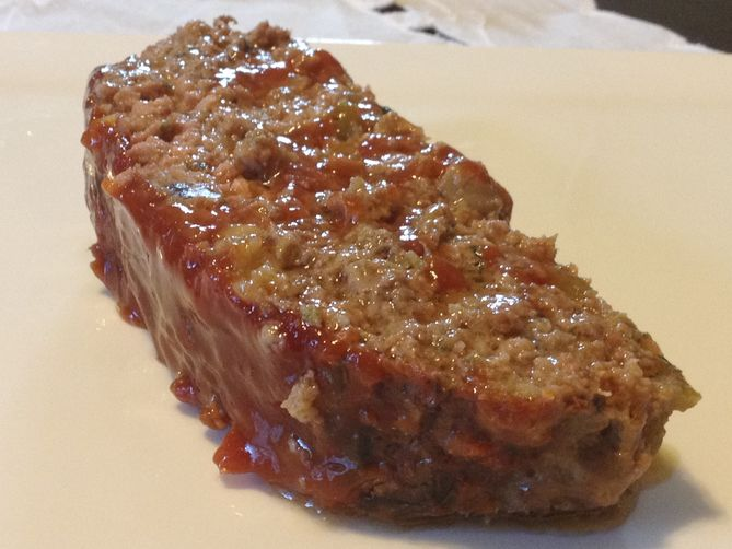 Meatloaf Plain And Simple