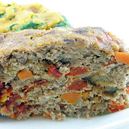 Sun-Dried Tomato Turkey Meatloaf