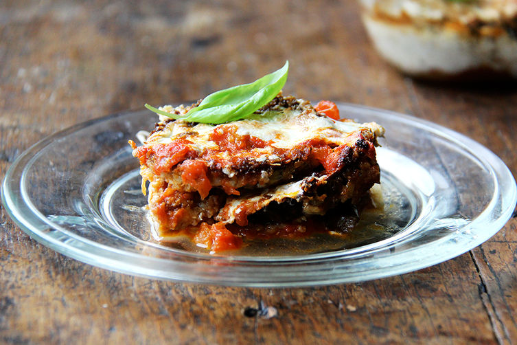 Eggplant Parmesan America S Test Kitchen