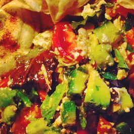 Kristina's Greek Chicken Salad