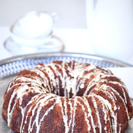 Honey (Apple) Cake