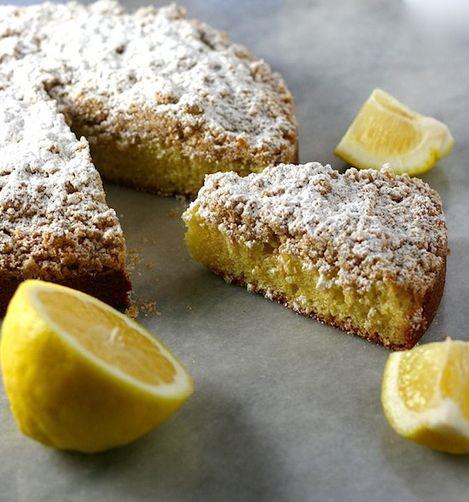 Lemon Olive Oil Coffee Cake Recipe on Food52