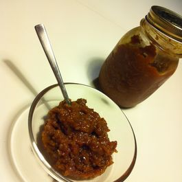 Indian Tomato & Apple Chutney