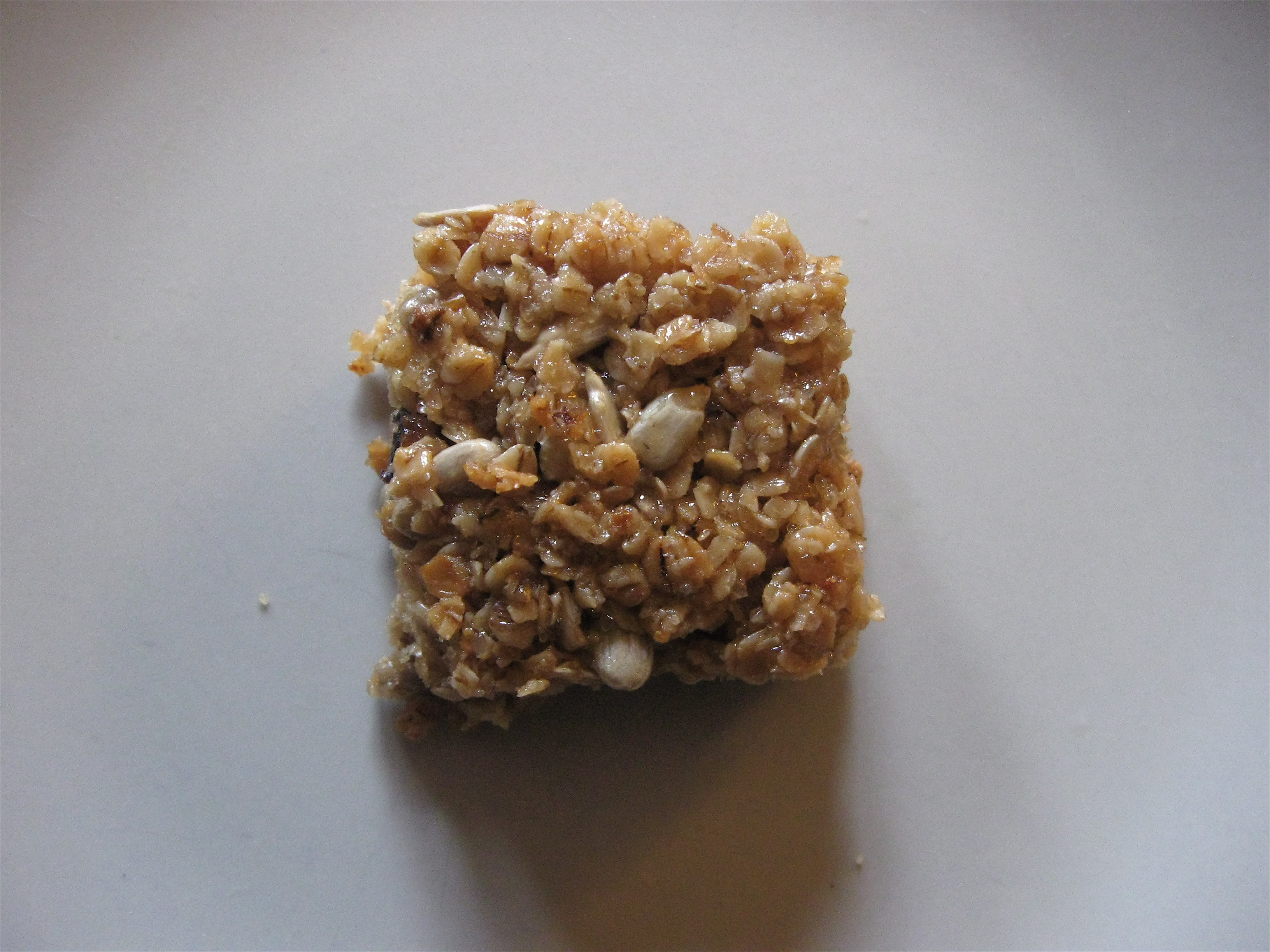 Honey Fig Flapjack
