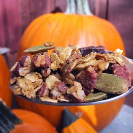 Pumpkin Maple Pecan Granola