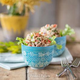 salad by BigMama