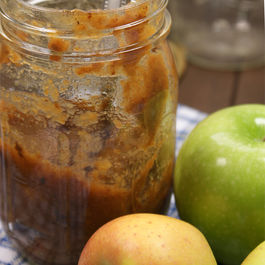 Homemade Roasted Applesauce With Fall Spices