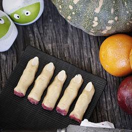 Marzipan Finger Food
