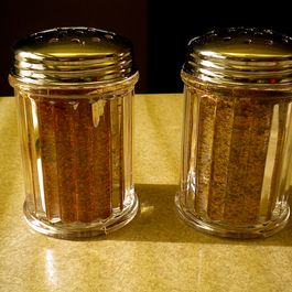 Two Seasoned Salt Blends