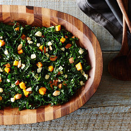 kale salads by bookwoman