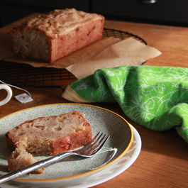 Peggy's Apple Cake