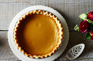 Meta Given's Pumpkin Pie