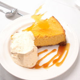 Roasted Butternut Squash Cheesecake