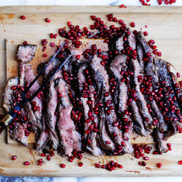 Pomegranateflanksteak1