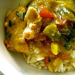 Cajun Chicken Stew
