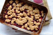 Cranberry Newton Bars
