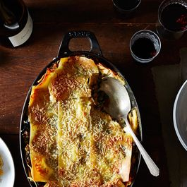 Winter weeknight dinners
