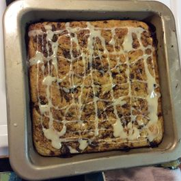 Busy Day Cinnamon Swirl