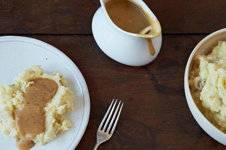Vegan and Gluten-Free Gravy