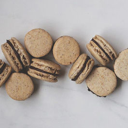 Flax Macarons