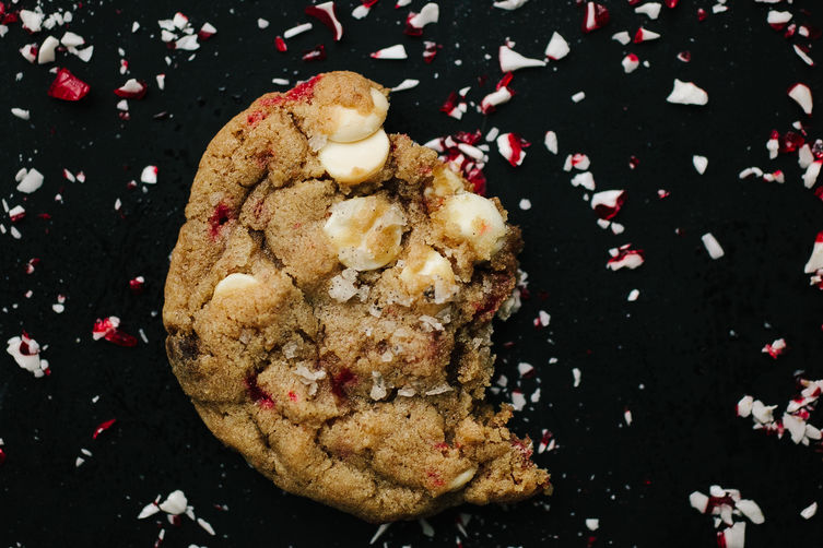 ... cookie mixes , introduces a cookie that will redeem white chocolate