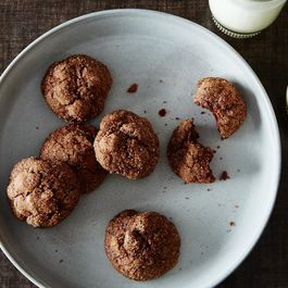 Spiced Chocolate Cookies