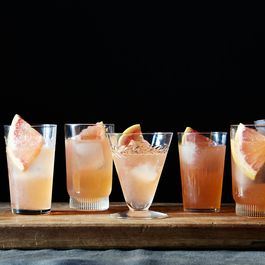 Drinks by gastronomic nomad