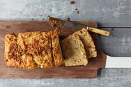 Texas Breakfast Beer Bread