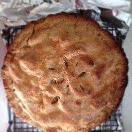 Shortbread Pie