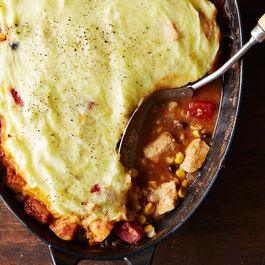 Tamale pie by Molli Brown