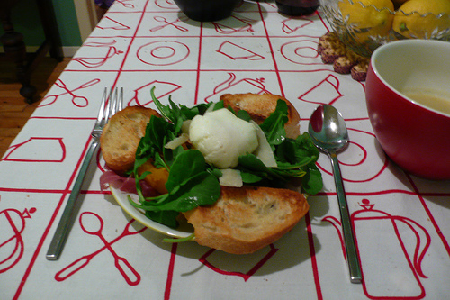 Autumnal Salad