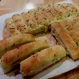 No-Knead Potato Breadsticks