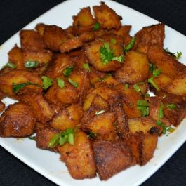 Potato Masala Roast