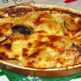 Gratin Dauphinoise from Lyon