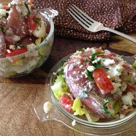 BLT Potato Wedge Salad