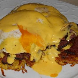 Loaded latkes
