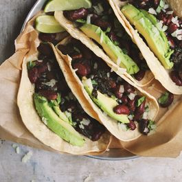 Classic Beans and Greens Tacos