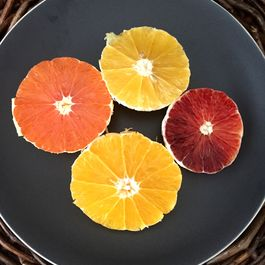 Four citrus salad