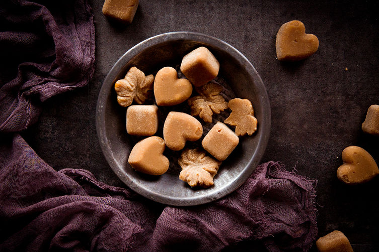 how to make soft maple candy