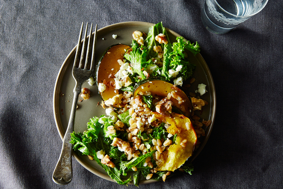 2015-0120_farro-salad-with-mustard-greens-and-acorn-squash-005