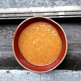 Peanut-Free Thai Dipping Sauce With Masoor Dal