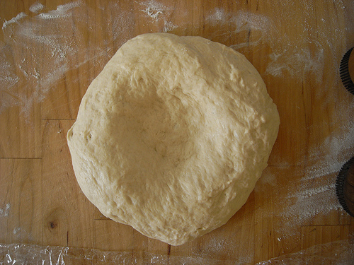 Tashkent Non (Soft, fluffy Uzbek bread)