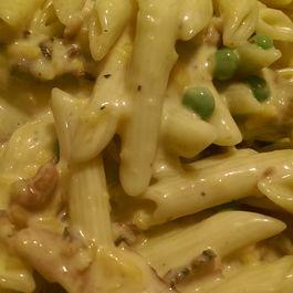 Mac & Cheese Carbonara