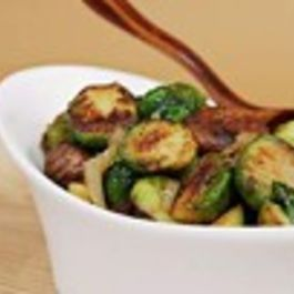 Honey Brussel Sprouts
