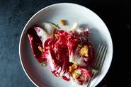Bon Appétit's Radicchio Salad with Sourdough Dressing