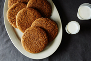 Molasses Clove Cookies